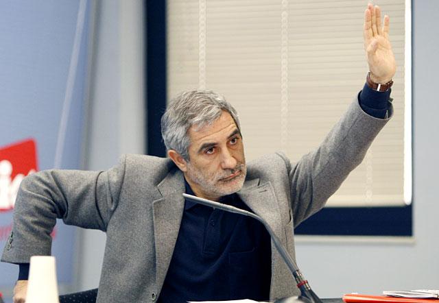Una Comisión se encargará de la economía y la comunicación de IU hasta la próxima Asamblea