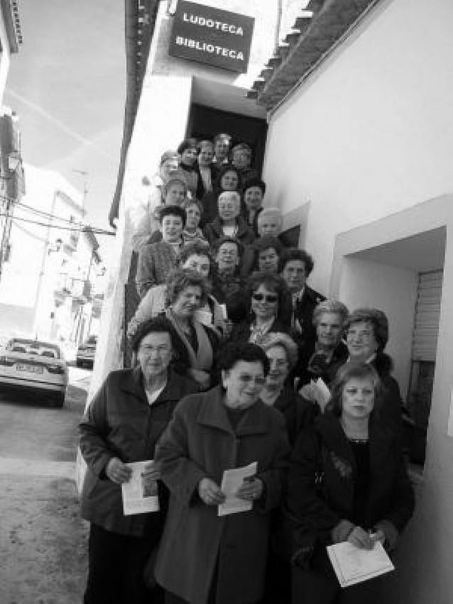 Azuelo homenajeó a sus mujeres con una jornada dedicada a ellas