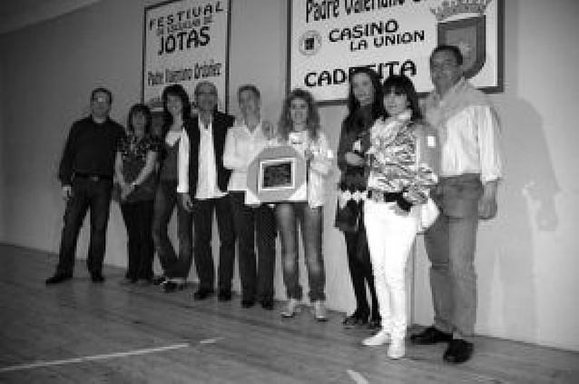 El XI Festival de Escuelas de Jotas de Cadreita congrega a 350 voces de Navarra y La Rioja