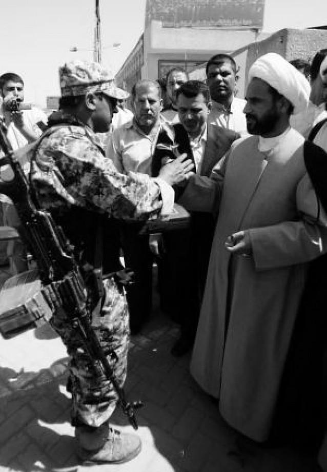 Al menos 125 muertos en Bagdad desde el inicio de los enfrentamientos con chiítas