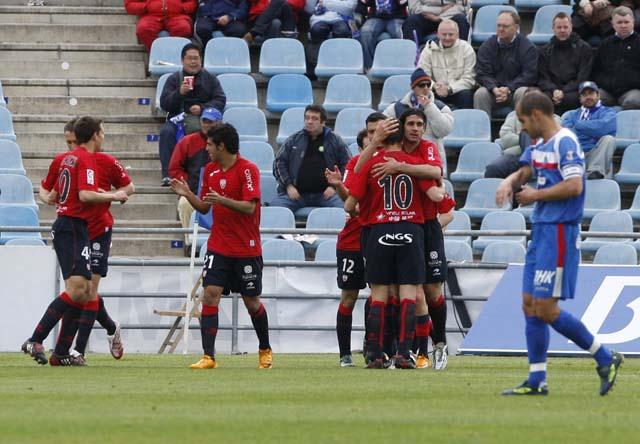 """Laudrup: """"Osasuna ha logrado los tres puntos y no hay nada que decir"""""""