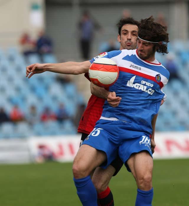Miguel Flaño encontró por fin su gol