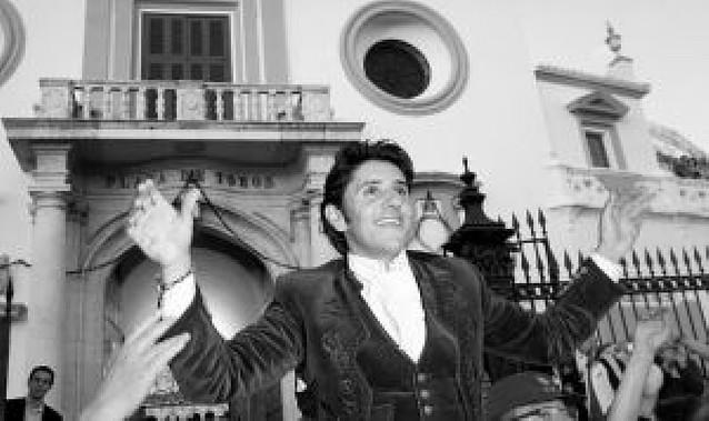 Diego Ventura, por la Puerta del Príncipe