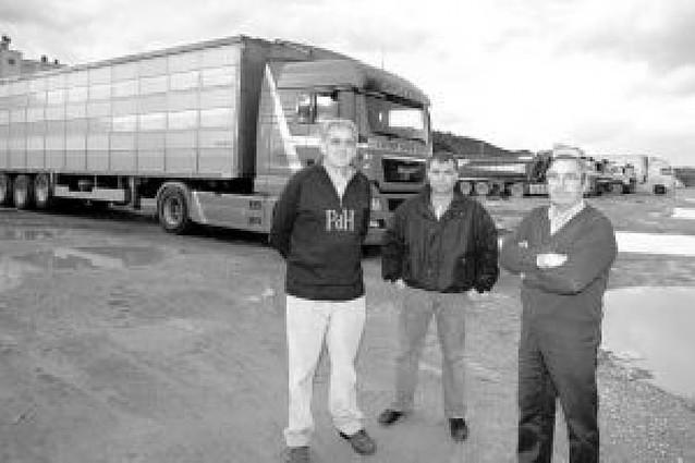 Freno al robo en camiones