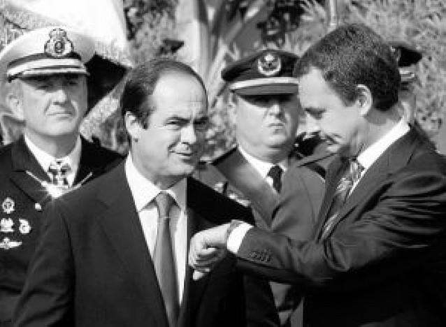 El PSOE confía en PNV y CiU para dar la presidencia del Congreso a Bono