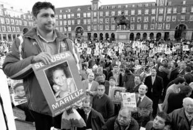 Zapatero promete al padre de Mari Luz que llegará al fondo de la investigación
