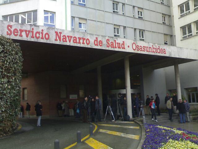 Fallece Carlos Chivite, secretario general del PSN