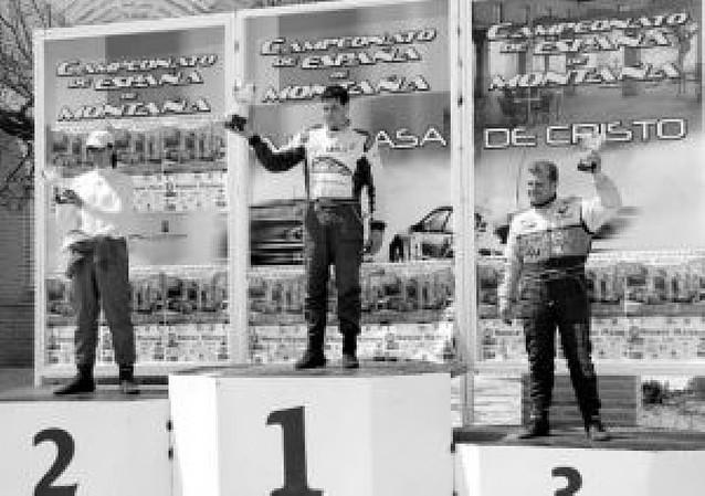 Egoi Eder marcha segundo en el Campeonato de España de Montaña
