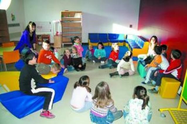 La primera edición de la ludoteca de Viana acogió a 80 niños