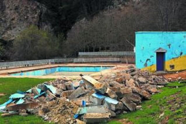 Intervención de Estella dice que actualmente es inviable ejecutar la zona deportiva de Oncineda