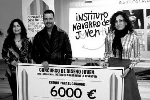 El tudelano David Alegría obtiene 6.000 euros en un concurso del INJ