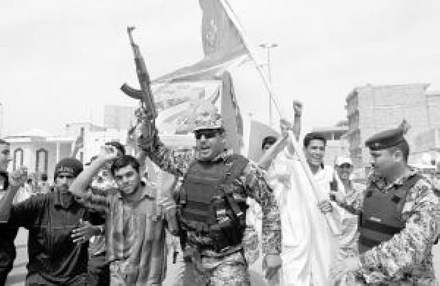 El Gobierno iraquí promete no perseguir a los milicianos que entreguen las armas