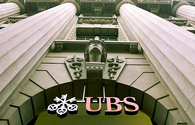UBS reconoce que ha perdido 7.648 millones en el primer trimestre por las hipotecas 'subprime'