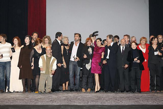 La Unión de Actores premia el Oscar de Javier Bardem