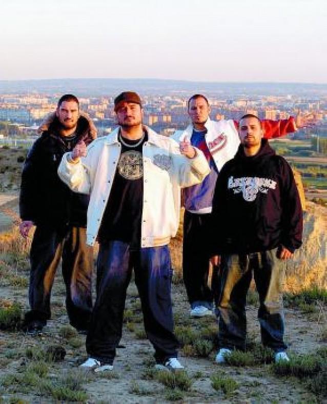 Violadores del Verso y Bertsound System, el sábado en el Hip Hop Eguna