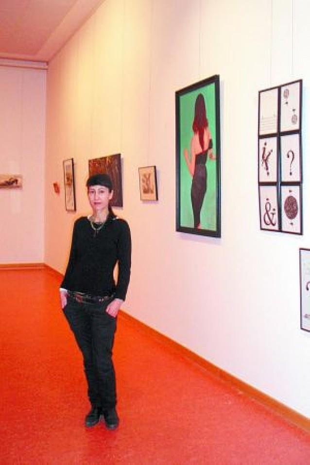 Veinticinco artistas ofrecen en Lodosa una mirada sobre la figura humana