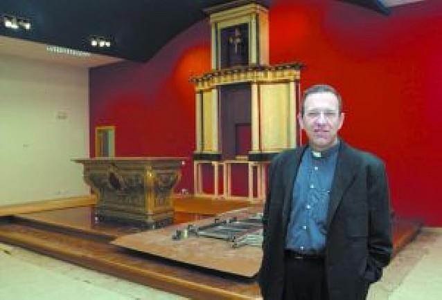 La parroquia de Buztintxuri se inaugura el próximo domingo