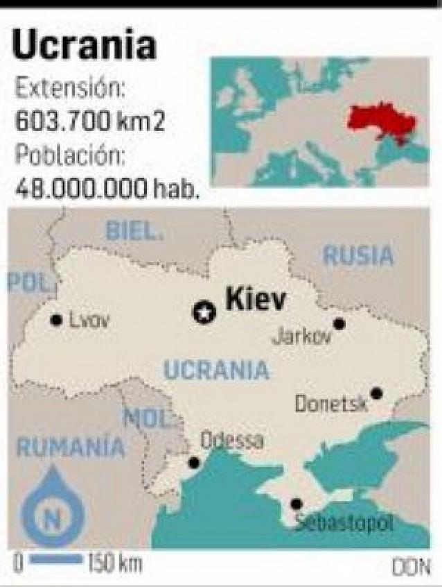 Bush apoya en Kiev las candidaturas de Ucrania y Georgia a entrar en la OTAN