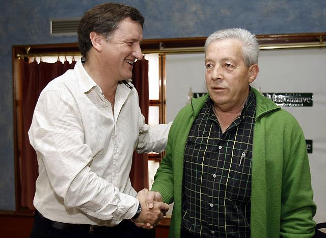 """Eraul se despide de la presidencia de la UAGN con """"ilusión y satisfacción"""""""