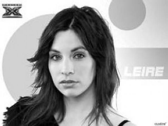 """Leire Martínez podría ser la voz de """"La Oreja de Van Gogh"""""""