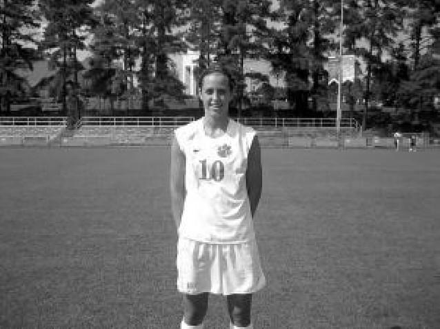 Nuria Zufía jugará la próxima temporada en el Rayo Vallecano