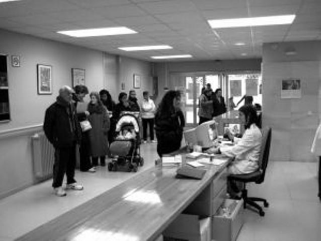 Alsasua reclama al Gobierno un director para el Centro de Salud