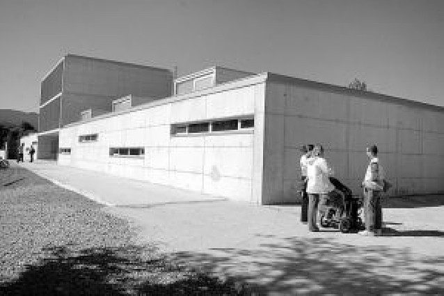 Lekunberri adjudica la ampliación del colegio comarcal, inaugurado en 2005