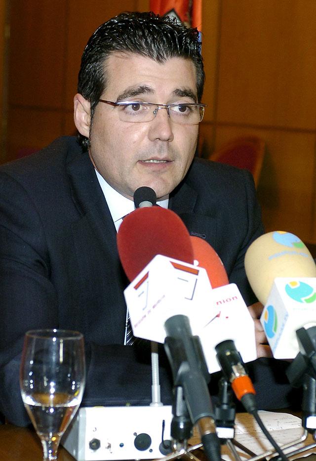 Detenido el alcalde de Torre Pacheco por presunta corrupción urbanística