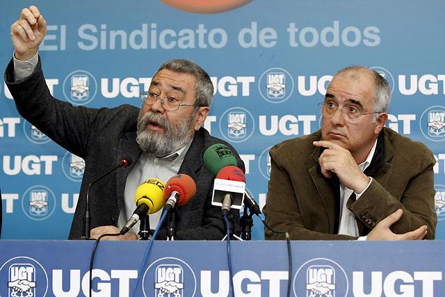 """Méndez ve """"con precaución"""" pero """"sin catastrofismo"""" la desaceleración económica en España"""