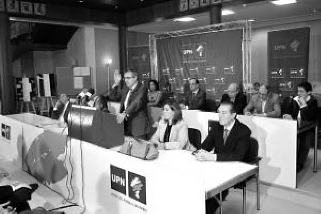"""Sanz afirma que los nacionalismos son un """"peligro"""" para la estabilidad de Navarra"""
