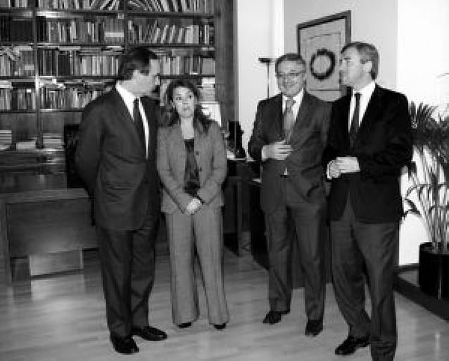 La justicia centra el primer encuentro entre PSOE y PP
