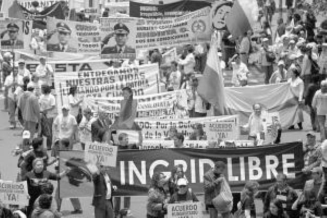 Las FARC no dan señales de que vayan a liberar a Ingrid Betancourt