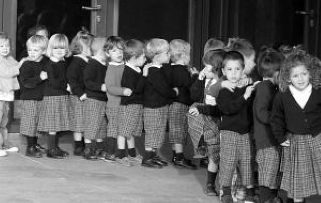 Más de 130 niños de 3 años no consiguen plaza en el centro concertado elegido