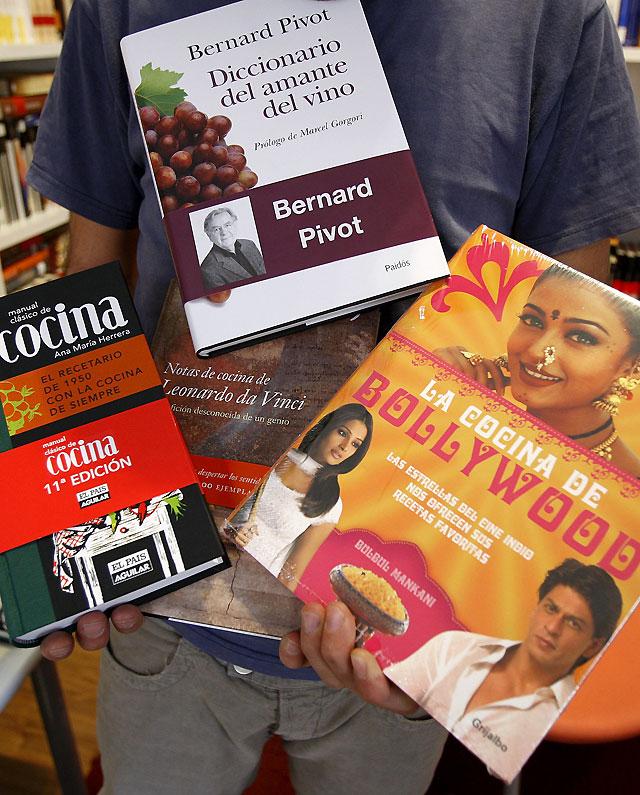 Hartazgo de éxito: la edición de libros de cocina decrece año tras año