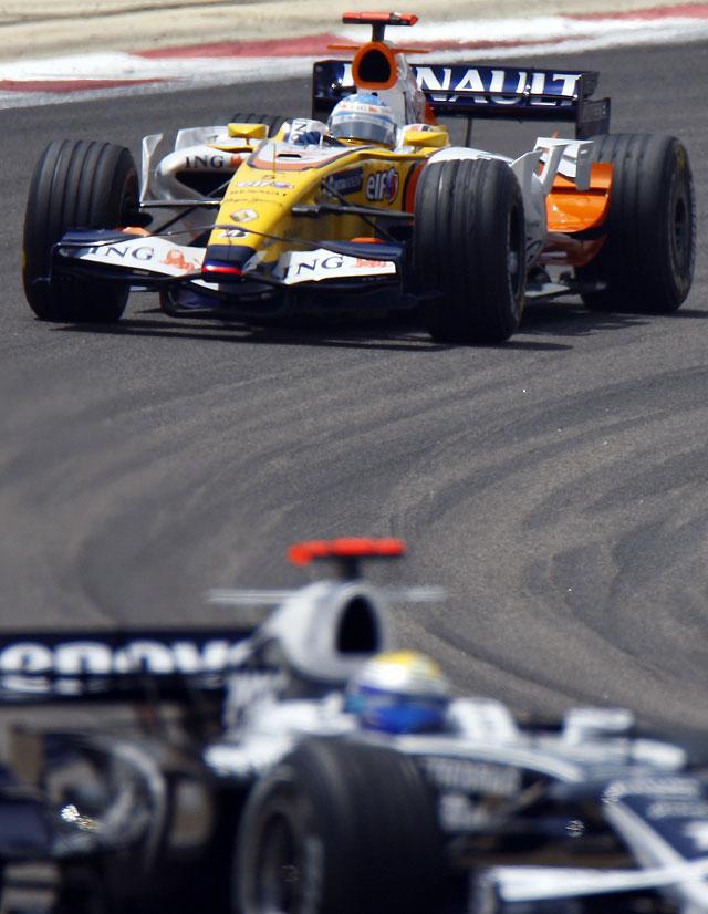 Fernando Alonso termina décimo en los entrenamientos y buscará de nuevo los puntos