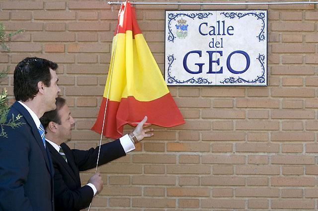 Mesquida destaca la preparación de los GEO y dice que está entre las mejores unidades del mundo
