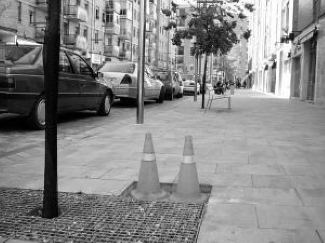 VANDALISMO EN MARTÍN AZPILCUETA