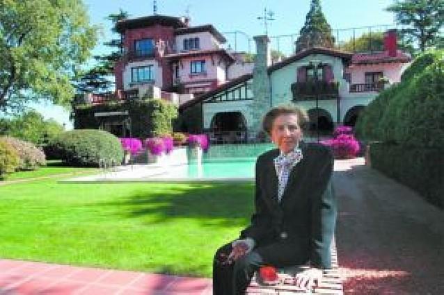María Josefa Huarte, entre el arte y la filantropía