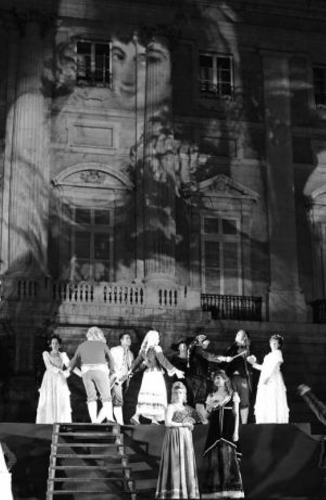 El motín de Aranjuez, en el Palacio Real de Madrid