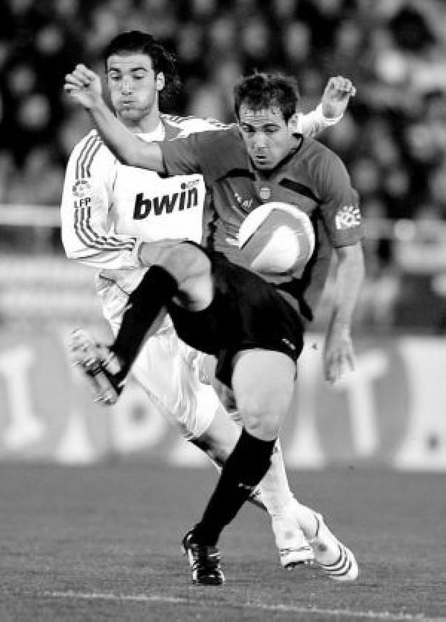 El Mallorca perdonó al Real Madrid
