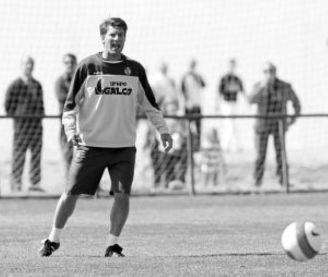 Nuevo test para el Barça y Rijkaard