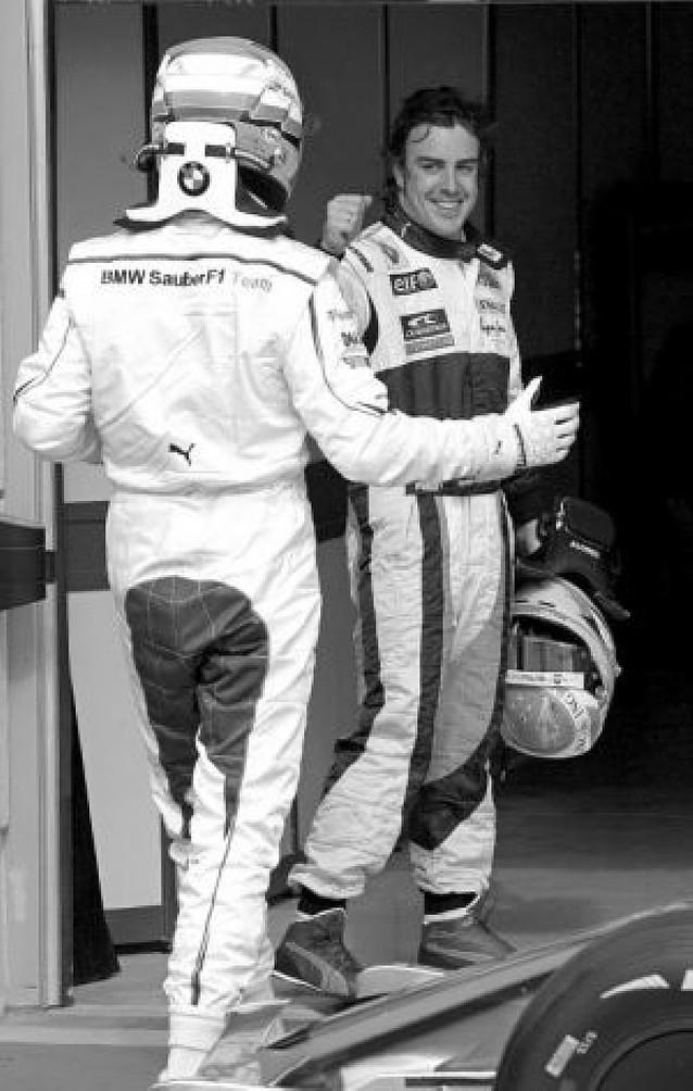 Ni Ferrari ni McLaren