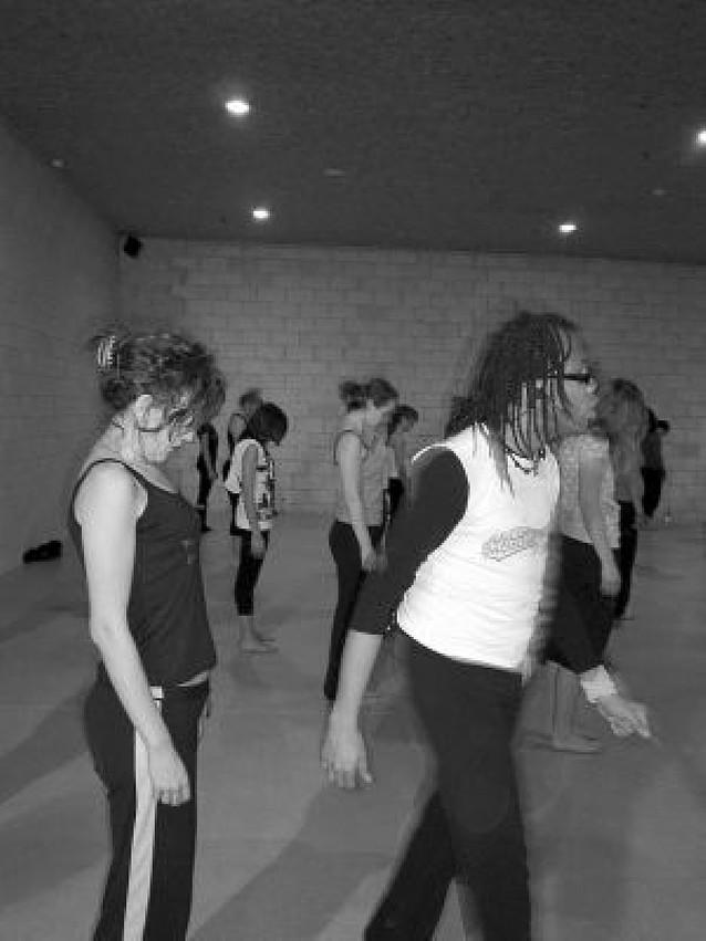 """Emulando los bailes de """"Fama"""""""