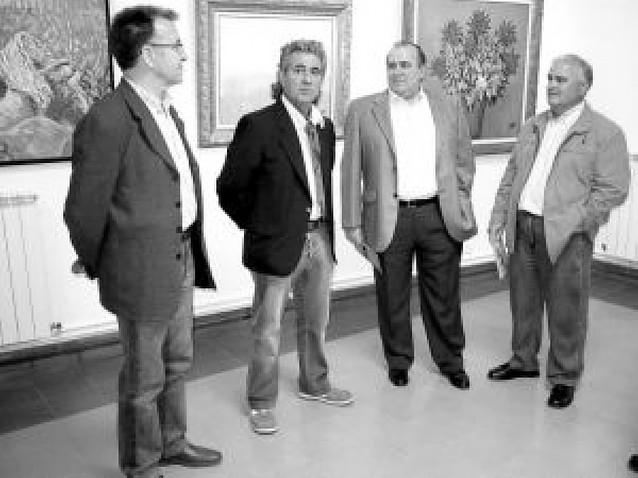 """Una exposición de Jhers abre el ciclo """"Abril cultural"""""""