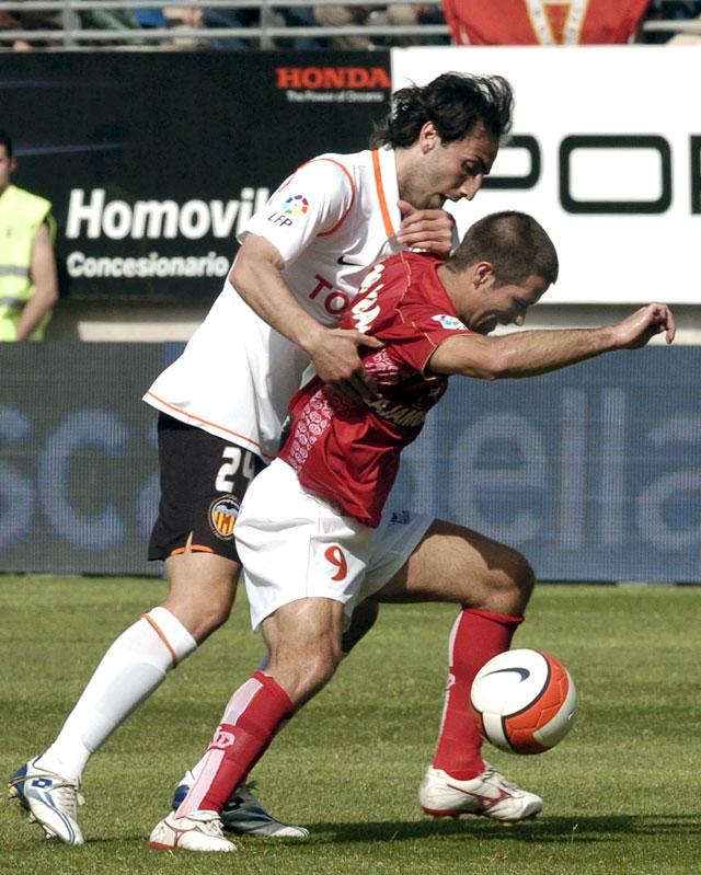 Alonso permite al Murcia seguir soñando con la salvación