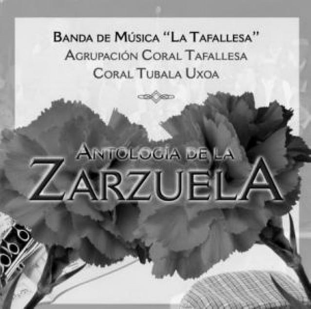 Un disco de zarzuelas 100% de Tafalla