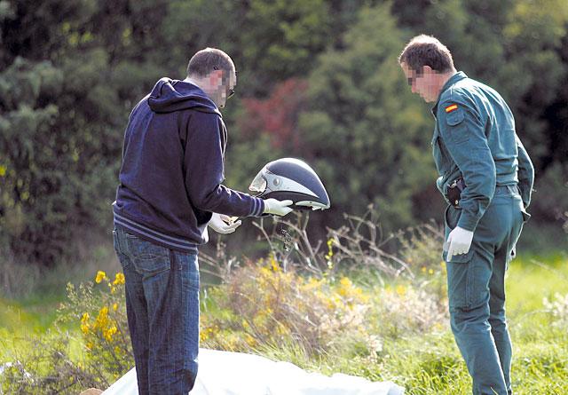 Fallece un instructor de vuelo de Yesa en un accidente de ala delta en el monte Arangoiti