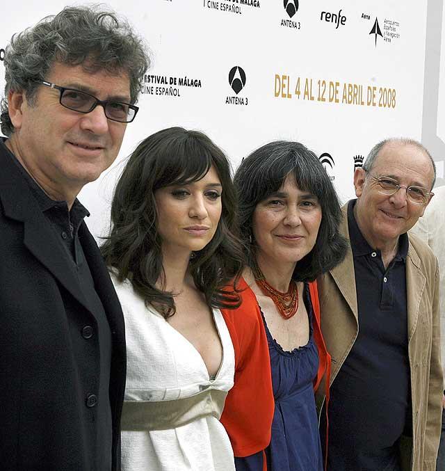 """La navarra Ana Díez lleva su película """"Paisito"""" al Festival de Málaga"""