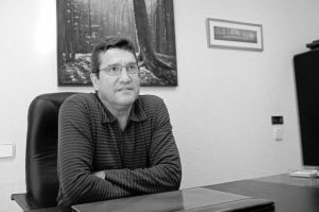 """Raúl Urriza: """"Siento el club casi como algo mío"""""""