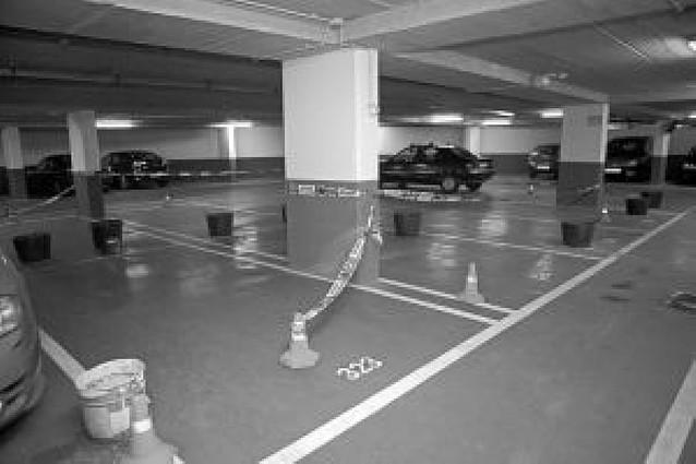 La UTE del parking asume los arreglos exigidos por Urbanismo
